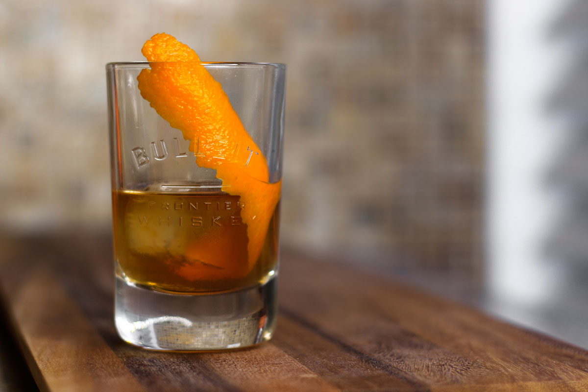 Enjoy The Party: How To Make Old Fashioneds Ahead Of Time