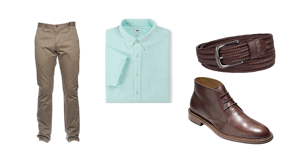 057999f734 Five Ways To Wear One  Chukka Boots • Effortless Gent