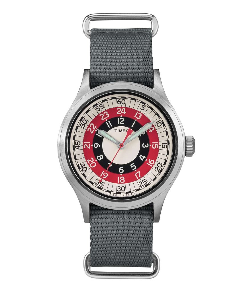 The Mod Watch Timex Todd Snyder