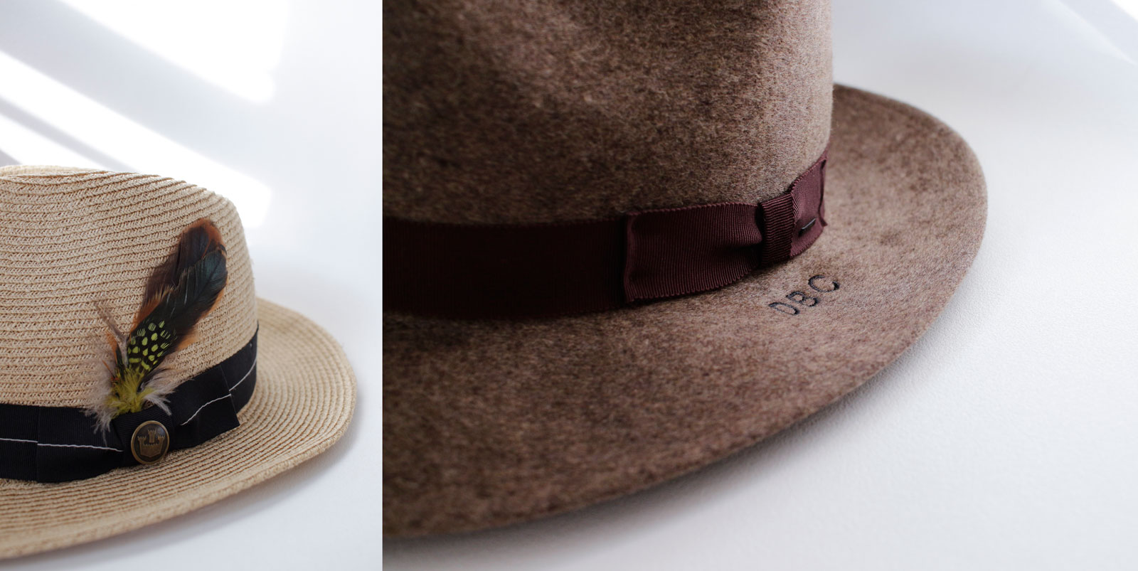 hat detail closeups - Everything You Need To Know About Fedoras