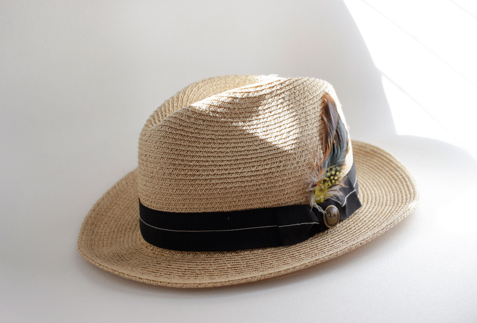 straw fedora - Everything You Need To Know About Fedoras