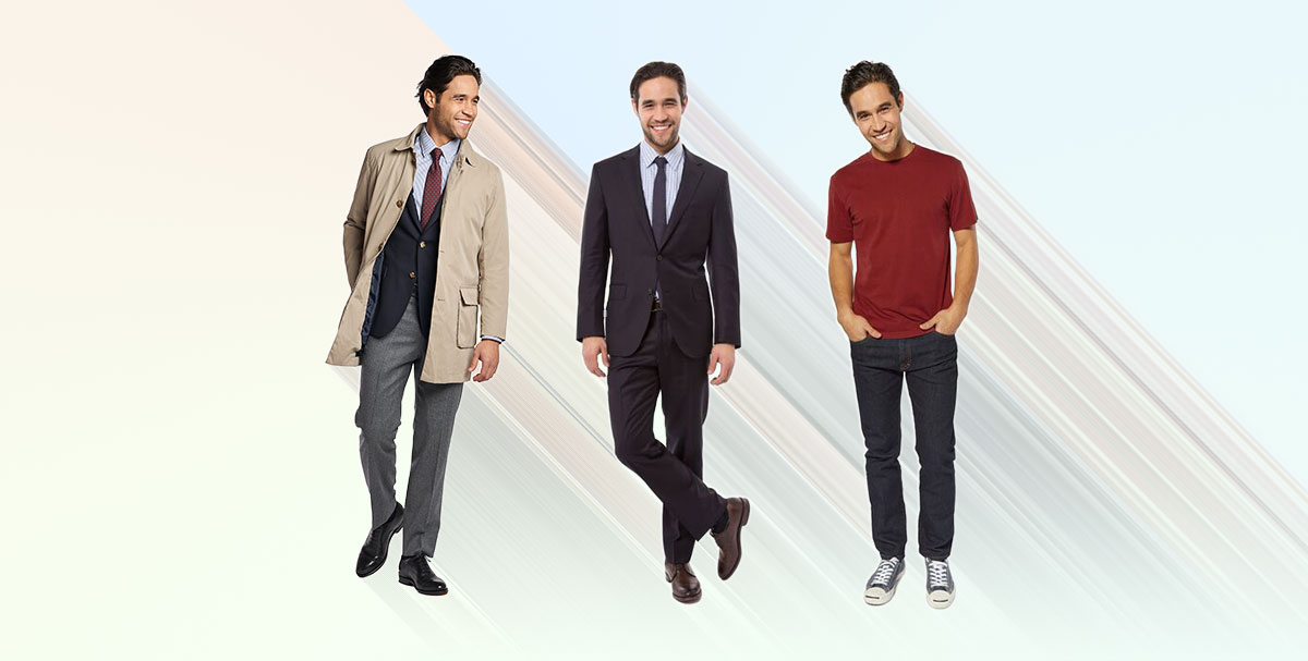 5114f2d92 3 Awesome Tips To Help The Not-So-Tall Guy Look Sharper Than Ever ·  Effortless Gent