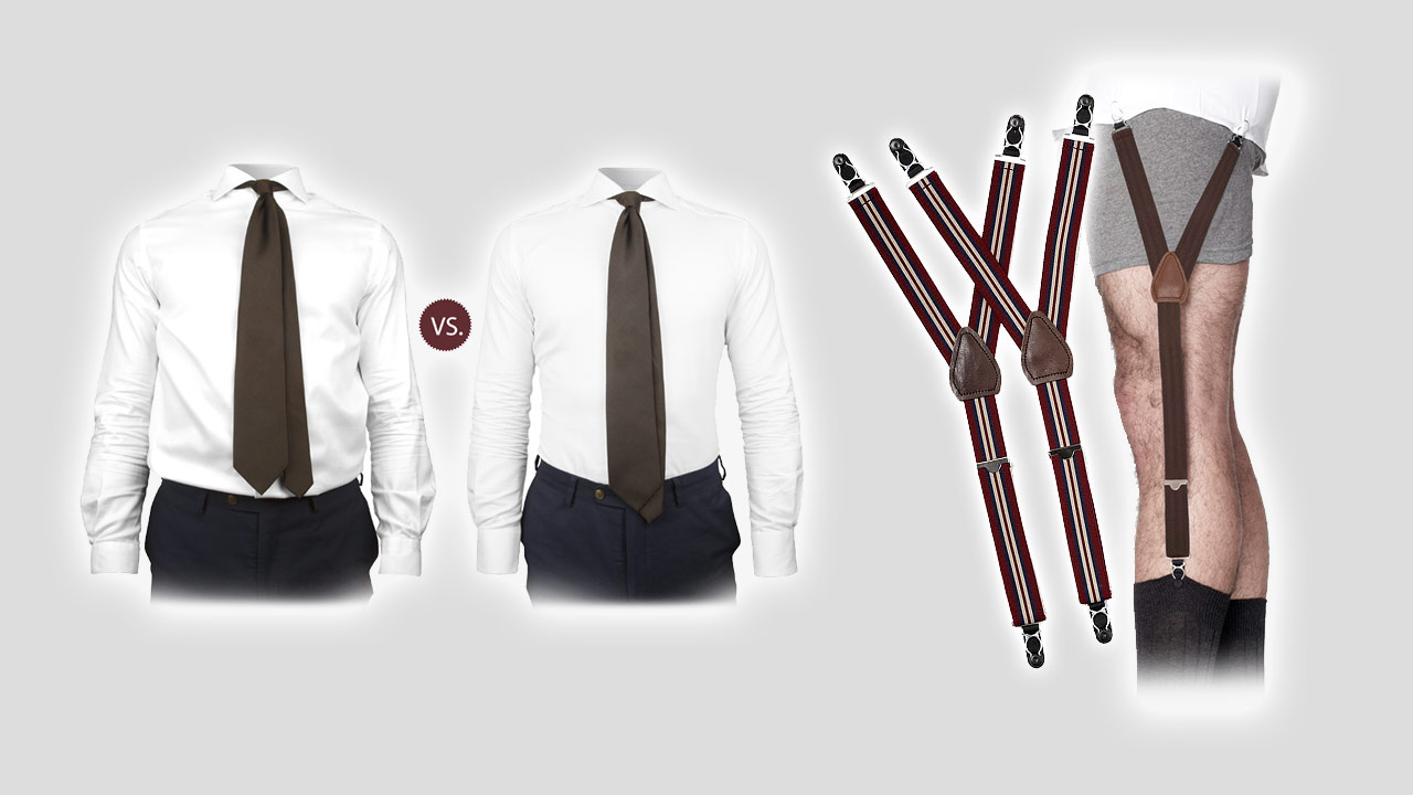 shirt stays - menswear must-haves effortlessgent