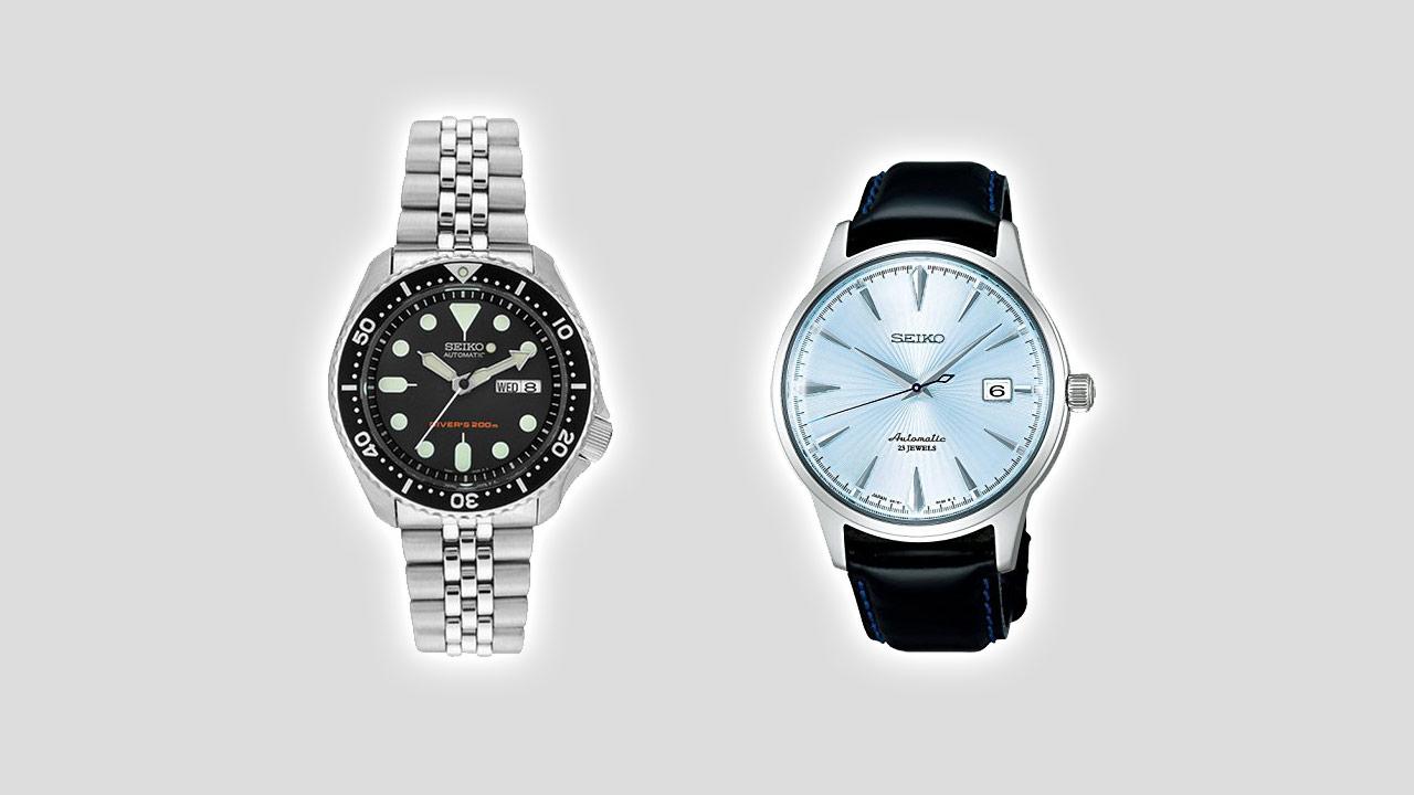 watches - menswear must-haves effortlessgent