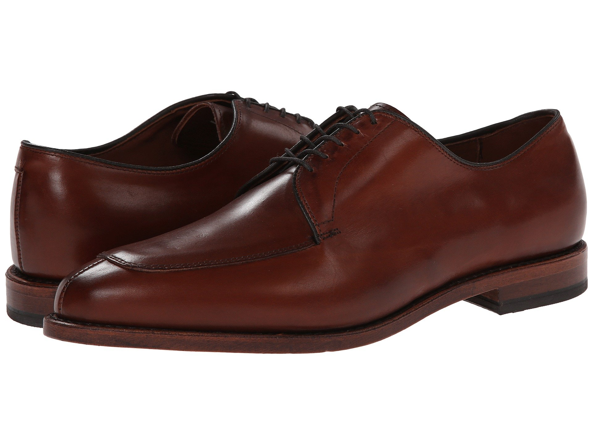 allen edmonds delray in chili - ultimate guide to buying, wearing, and caring for brown dress shoes