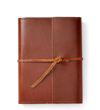 Rustico Leather Notebook