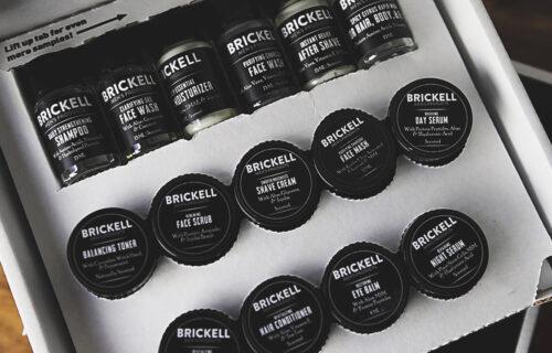 Brickell Men's Products Starter Kit