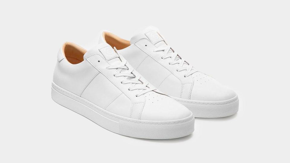 stylish christmas gift ideas for both genders - Greats Royale leather sneakers