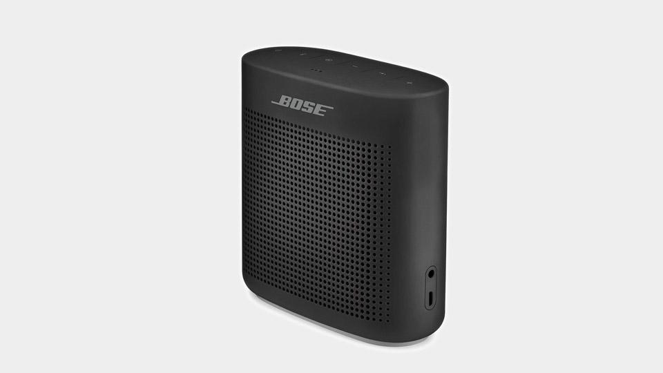 stylish christmas gift ideas for both genders - bose soundlink II bluetooth speaker