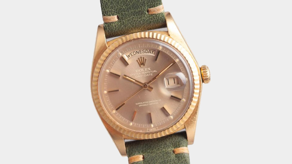 stylish christmas gift ideas for both genders - vintage watches from Theo&Harris