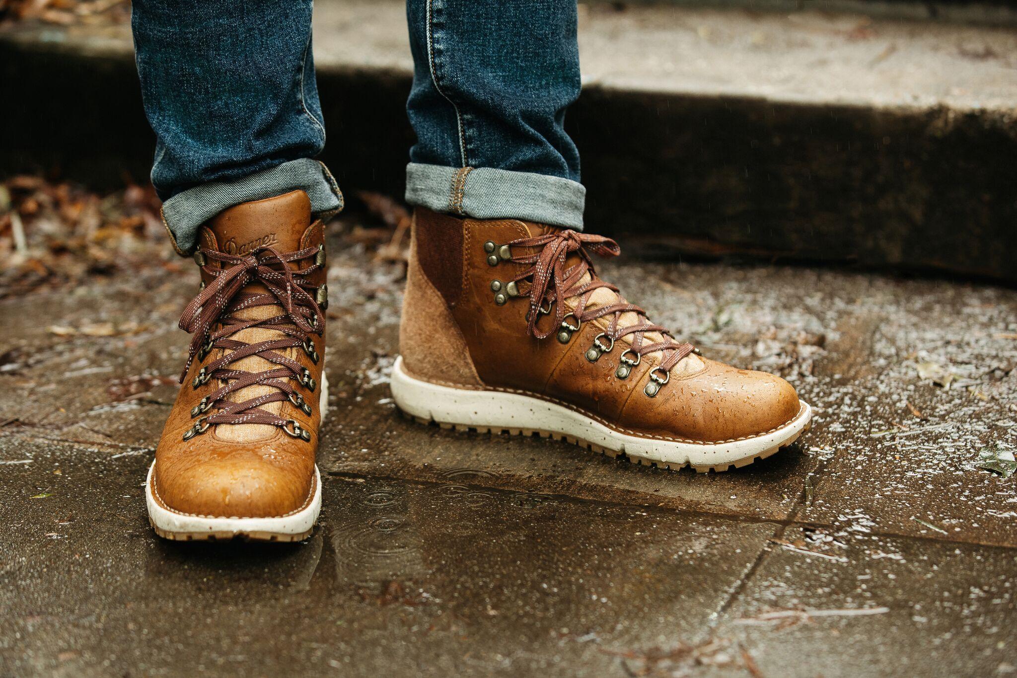 Huckberry x Danner Boots