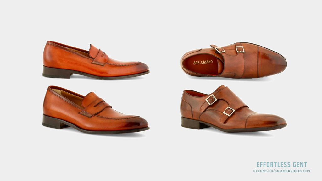 Men's Summer Shoes: 5 Pairs Worth Considering for Spring and Summer - tan leather slip on