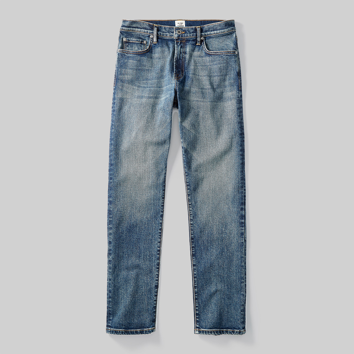 Flint and Tinder Stonewash Jeans