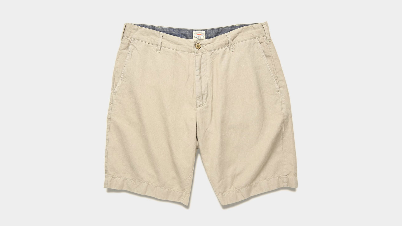 Faherty Shorts