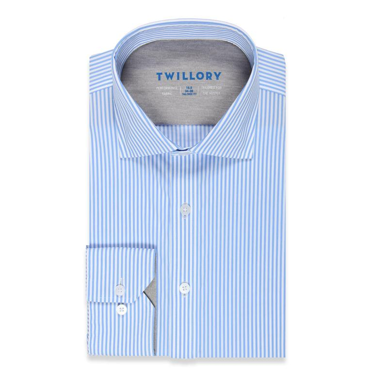 Twillory Banker Performance Dress Shirt
