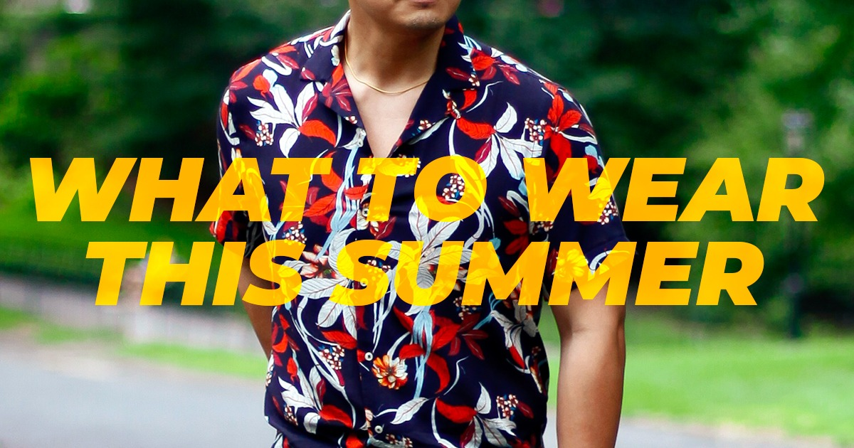 0b6ed4f26684 Summer Clothes For Men: What To Wear In Hot, Humid Weather · Effortless Gent