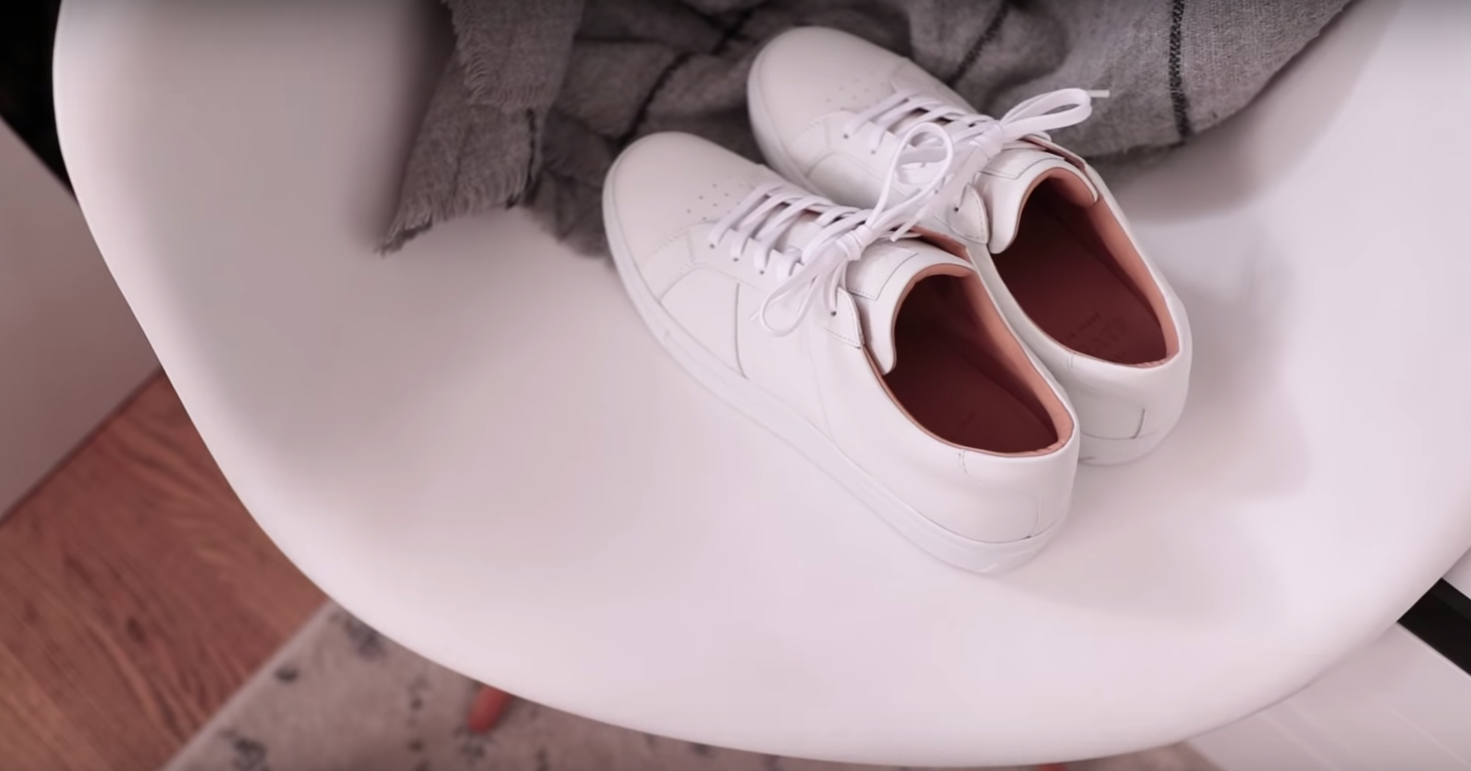 Greats Royale review: best white leather sneakers