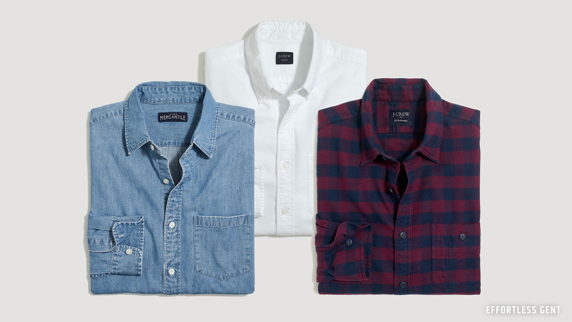 great button-up shirts for a budget minimal lean wardrobe