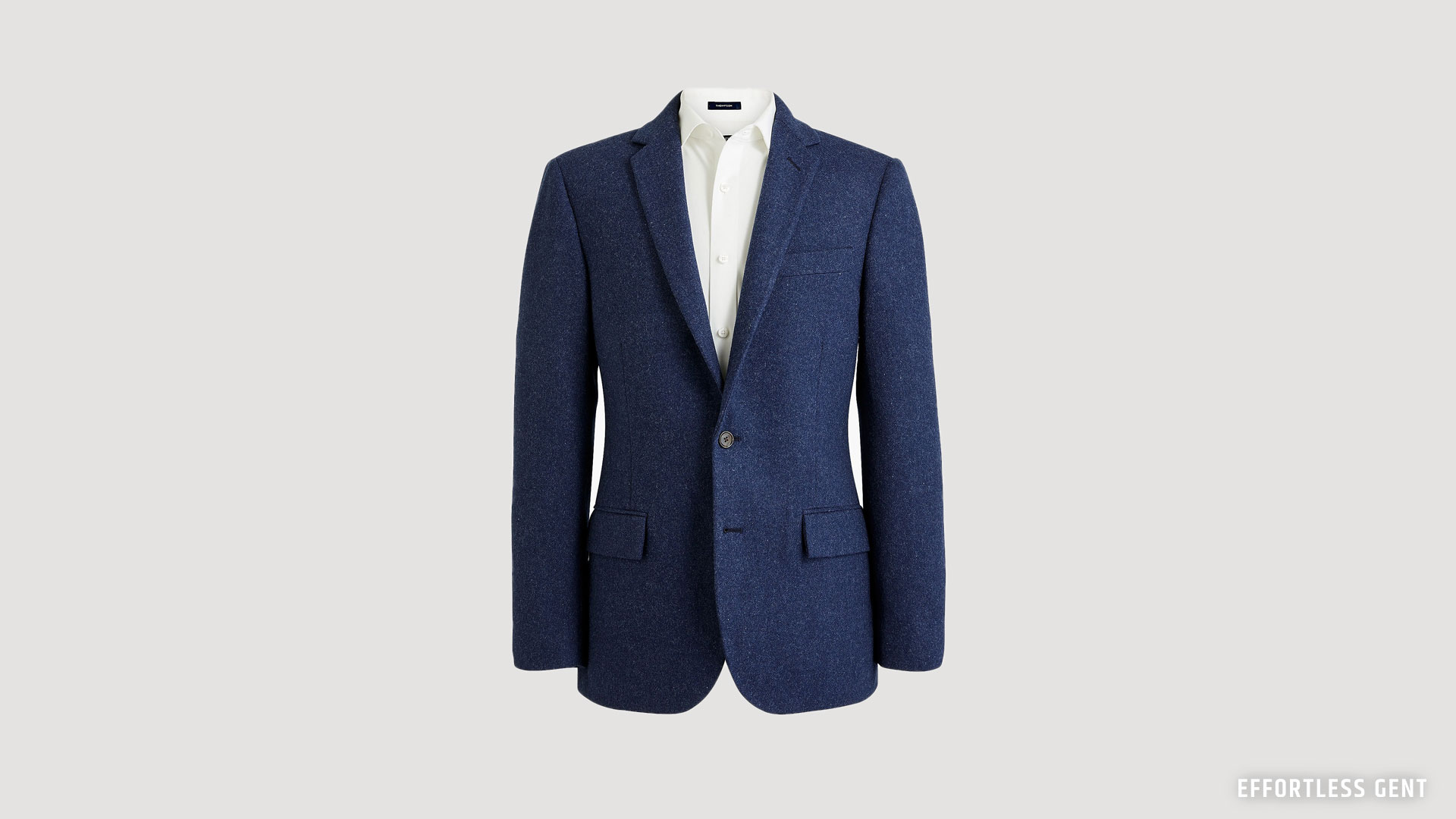 J.Crew Thompson sport coat is perfect for the budget lean wardrobe