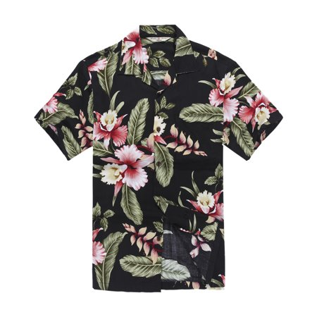 example of aloha shirt hawaiian shirt with camp collar