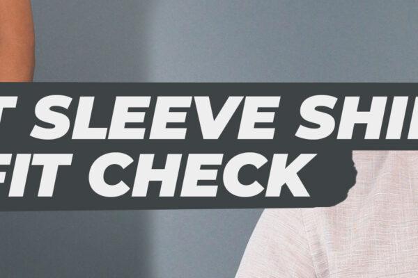short sleeve shirt fit check - peter manning short sleeve shirts