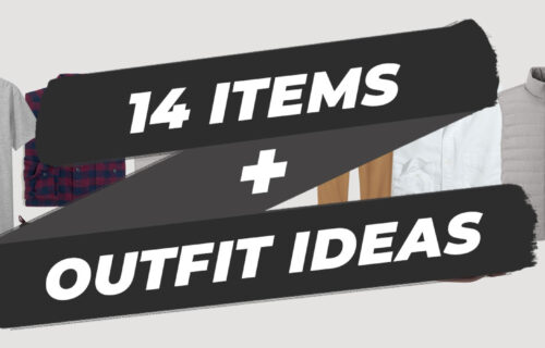 14 essentials for a college wardrobe budget