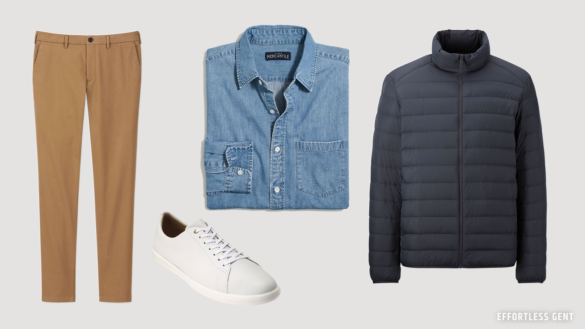 casual outfit for going out example with budget minimal wardrobe
