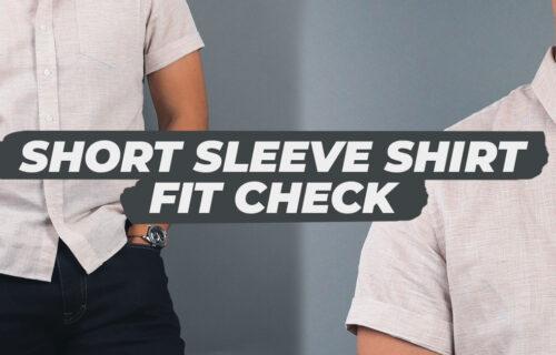 short sleeve shirt fit - peter manning short sleeve shirts