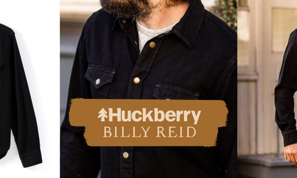 Huckberry Billy Reid