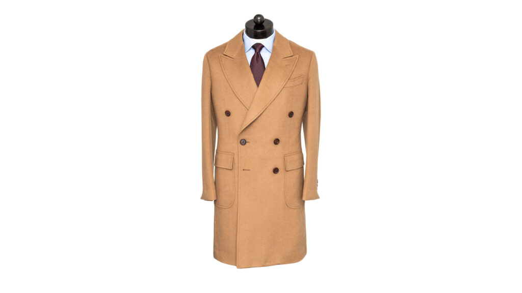 warm winter coat camel topcoat