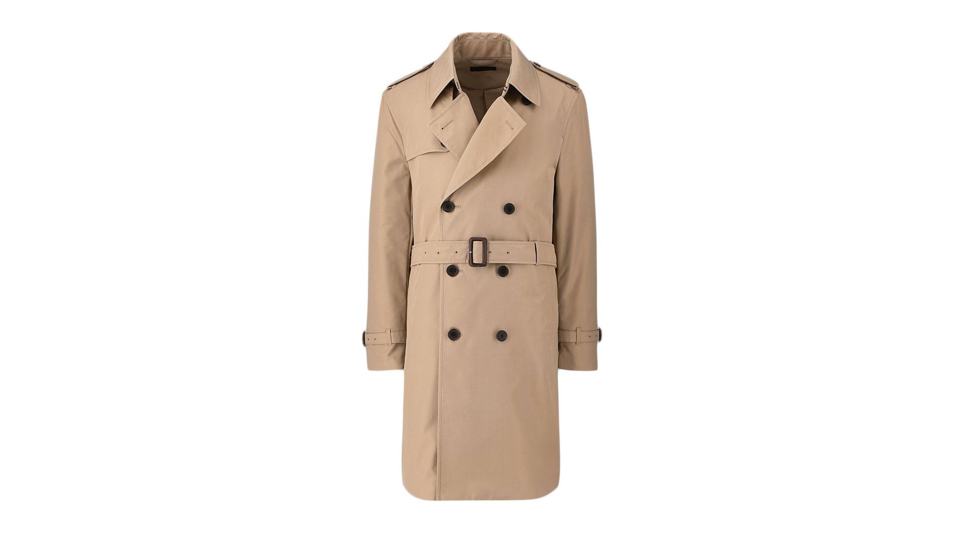 warm winter coat trench coat