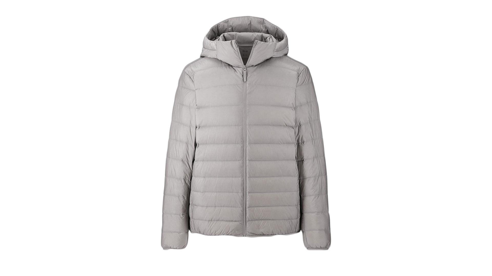 warm winter coat ultralight down jacket