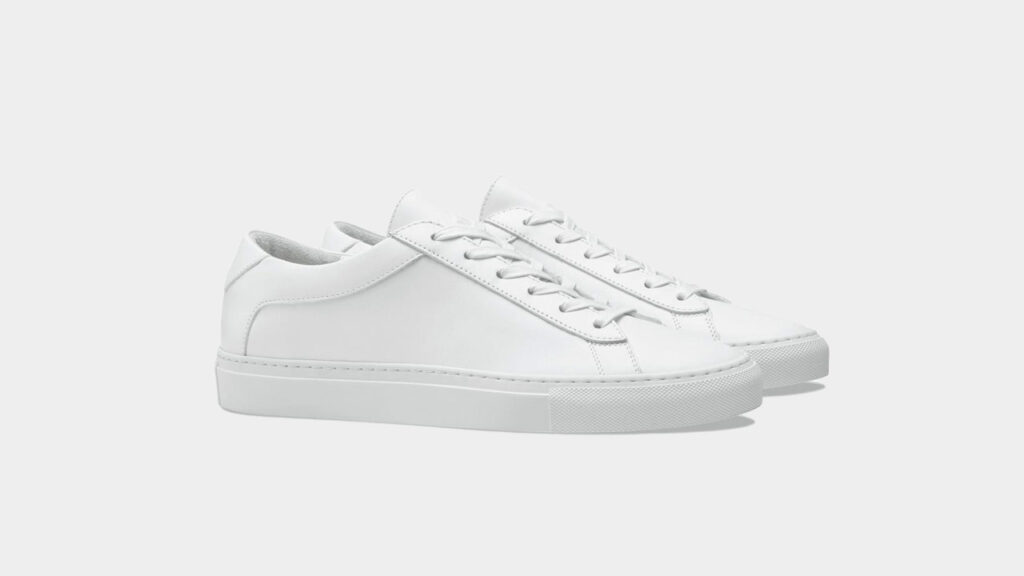 koio triple white