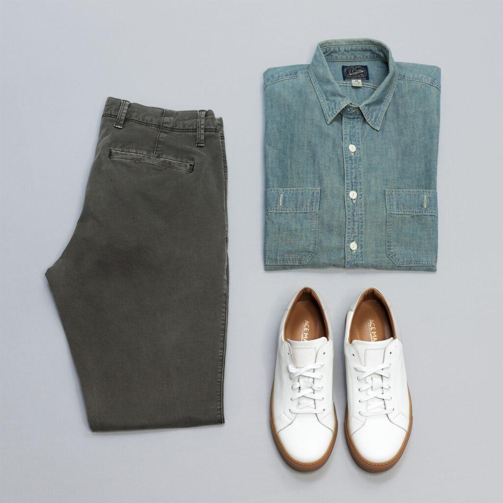 minimalist wardrobe effortless gent