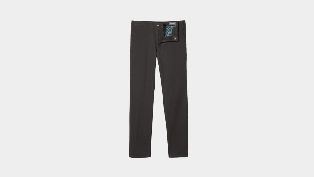 gray bonobos chinos - the perfect pants for working from home