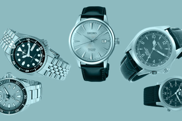 best seiko watches sport watches and dress watches