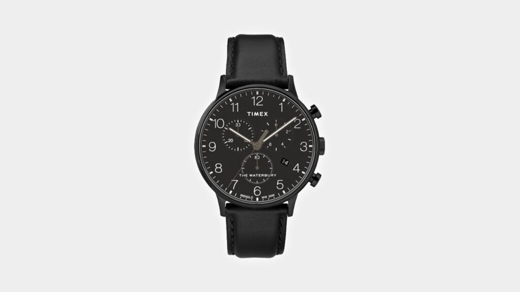 Timex Waterbury TW2R88400 Chronograph