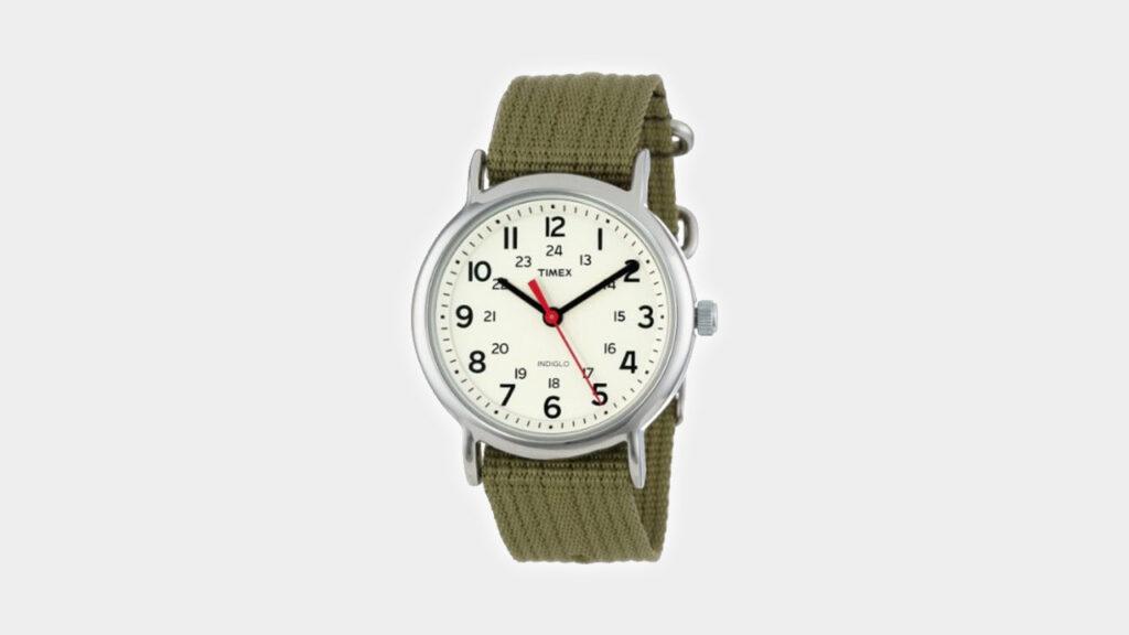 Timex T2N651 Weekender