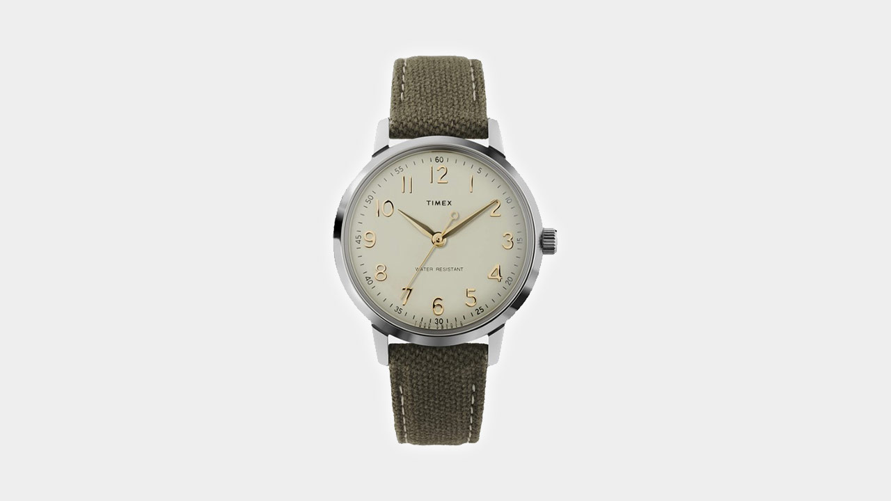 Timex x Todd Snyder Liquor Store Watch