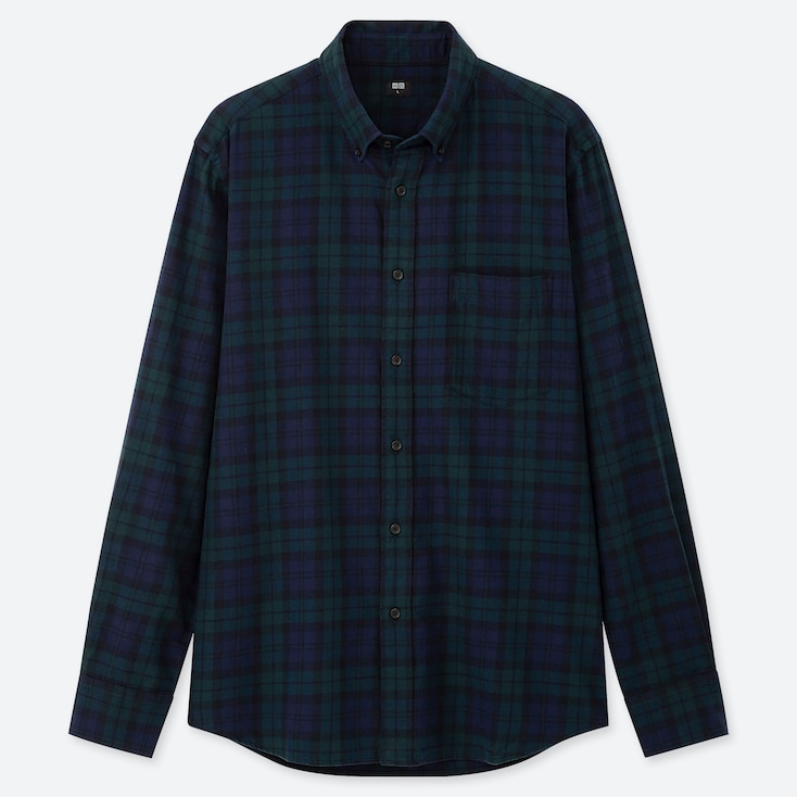 Uniqlo Flannel Shirts