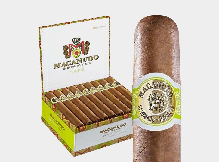 macanudo cafe - image via cigars international