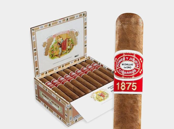 romeo y julieta - image via cigars international