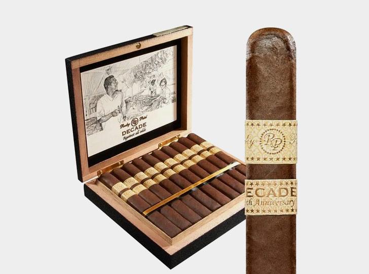 rocky patel decade - image via cigars international