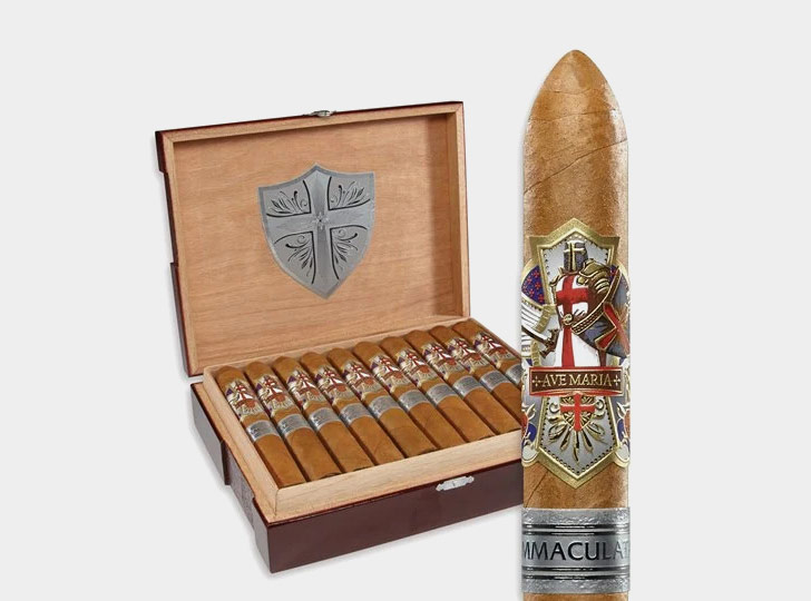 ave maria immaculata - image via cigars international