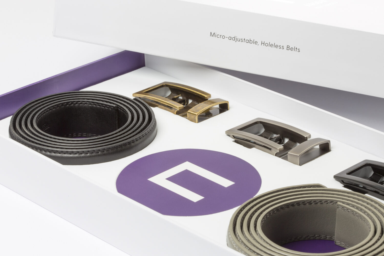 Anson Belt Box Set