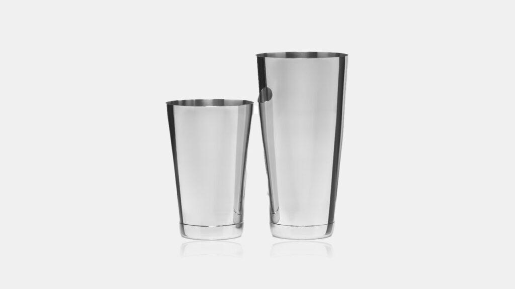 cocktail shaker set of 2