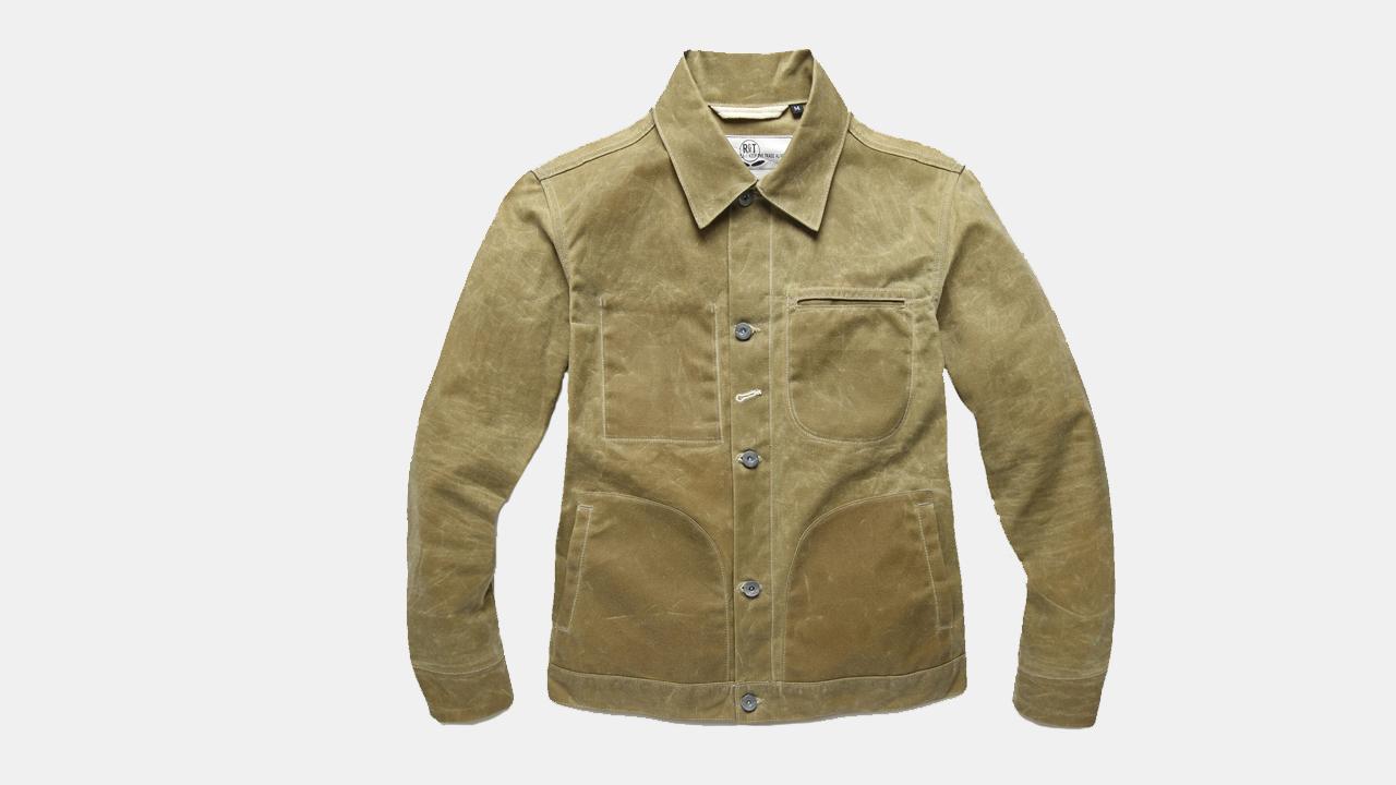 Rogue Territory Waxed Ridgeline Supply Jacket