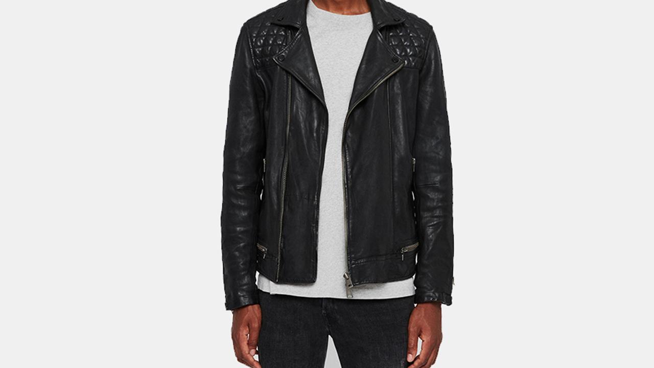 Allsaints Conroy Biker Jacket
