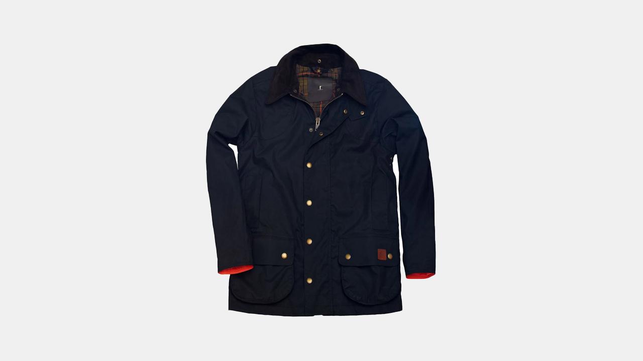 Ball and Buck Upland Jacket