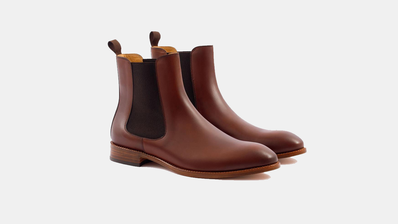 Beckett Simonon Bolton Chelsea Boots